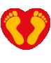 Childrens Foot Logo